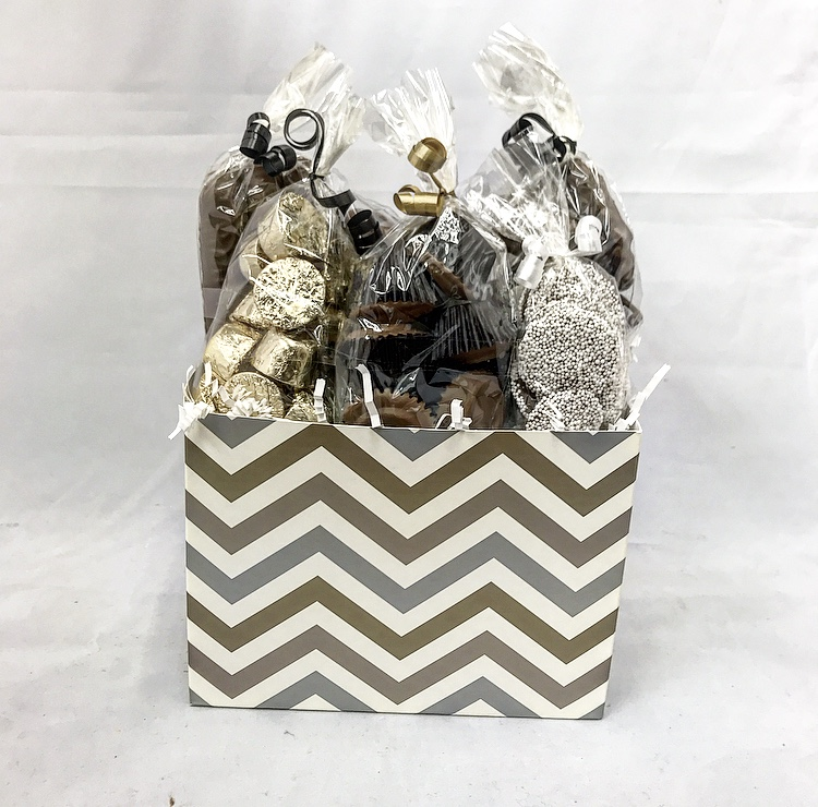 Dunmore Candy Kitchen 4 The Dunmorean: Every Occasion Basket • Dunmore Candy Kitchen